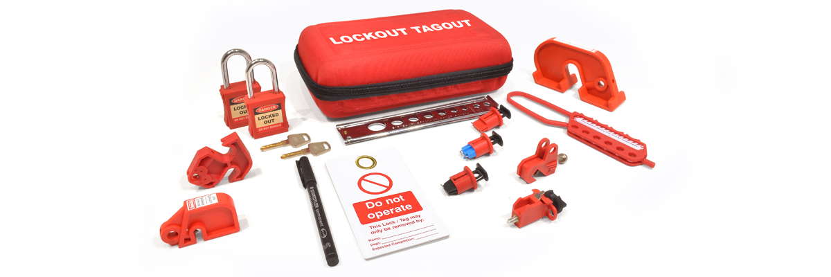 lock out kits and tag stations - Lock Out Tag Out Kits